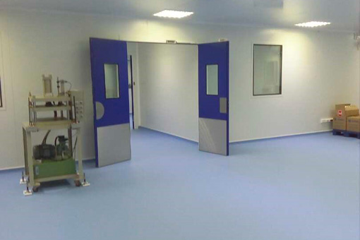 Laboratoires SALEM - Clean room picture 01