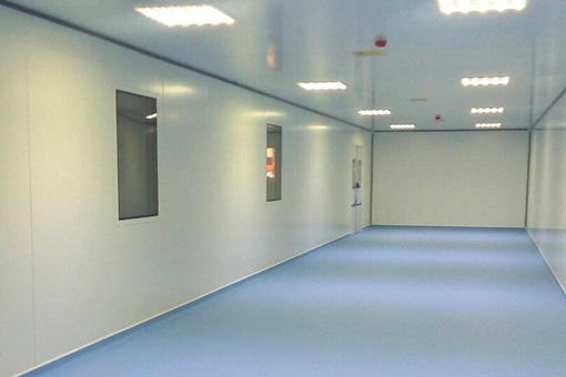 Laboratoires SALEM - Clean room picture 02