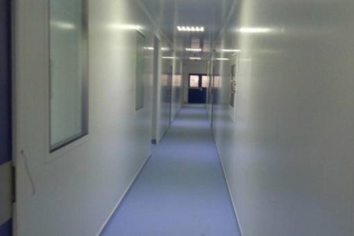 Laboratoires SALEM - coridor