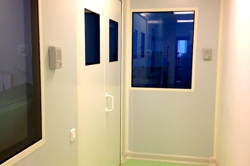 Corridor hospital Turcanu