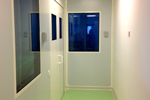 Corridor hospital Turcanu view 02