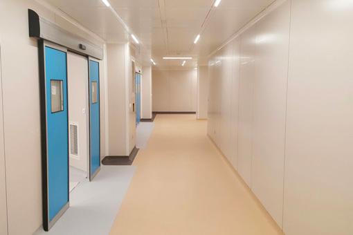 Marrakech Medical Center BO corridor