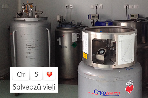 Stem Cell bank hospital Turcanu