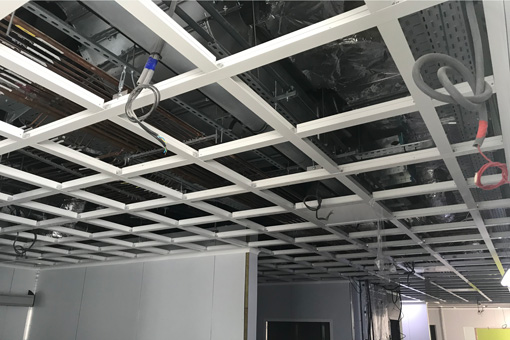 AHLDE ceiling view Bouskoura