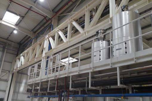 AHLDE new factory view 05 Mecaplast