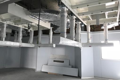 AHLDE technical platform Bouskoura